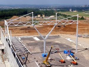 New CLX Hangar